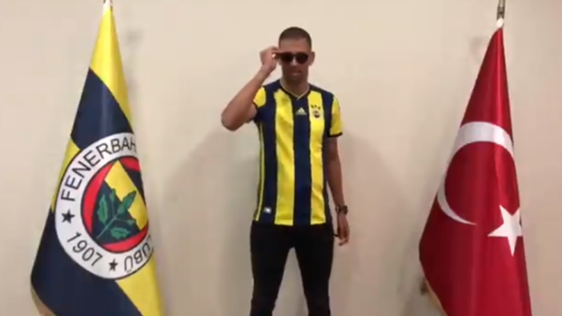Fenerbahce's Transfer Announcement Of Islam Slimani Might Be The Worst Ever