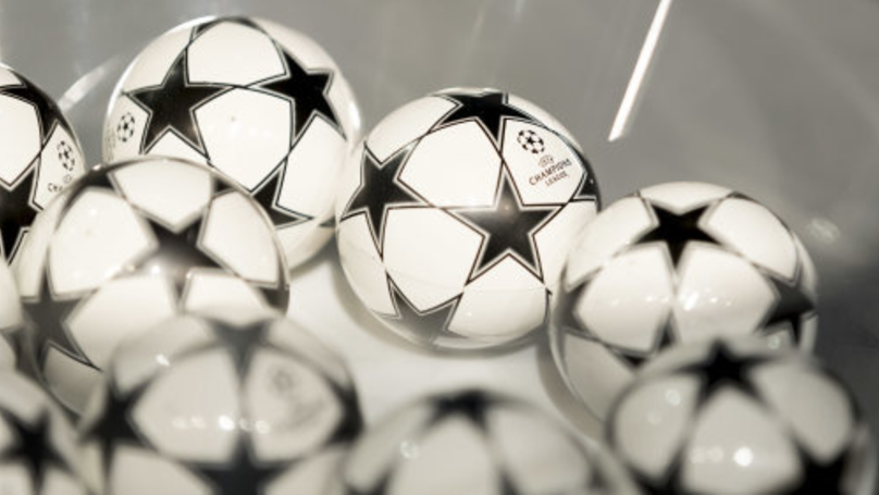 Football Club Roma Appear To Reveal Champions League Semi-Final Draw, Quickly Deletes