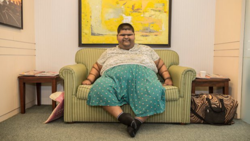 The World's Heaviest Teen Has Lost 10 Stone After Surgery