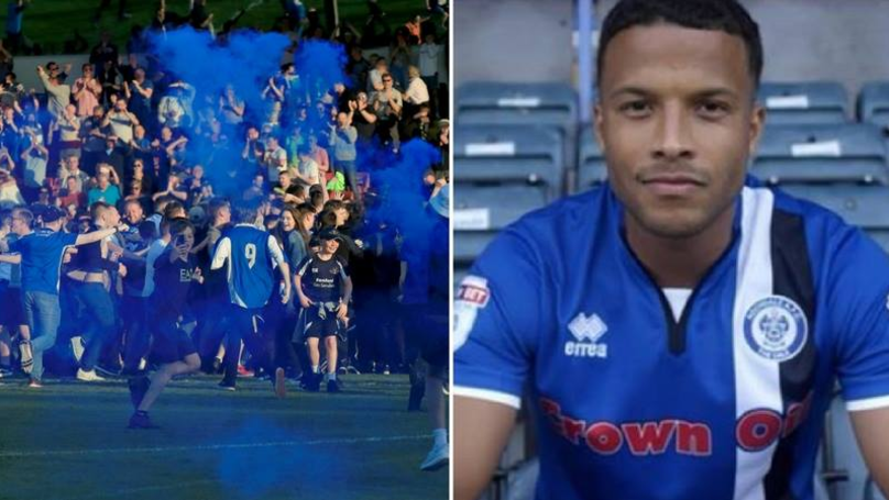 Joe Thompson Beats Cancer Twice, Keeps Rochdale Up With MOTM Performance And Goal