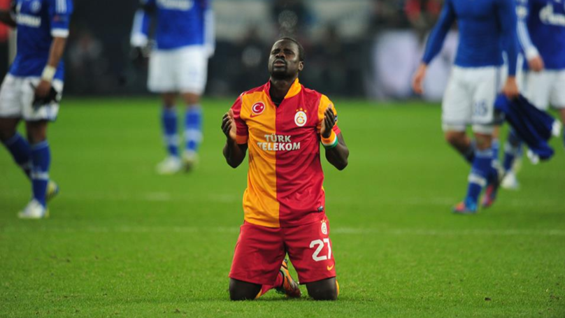 Galatasaray 'Offer Former Player Emmanuel Eboue A Job'