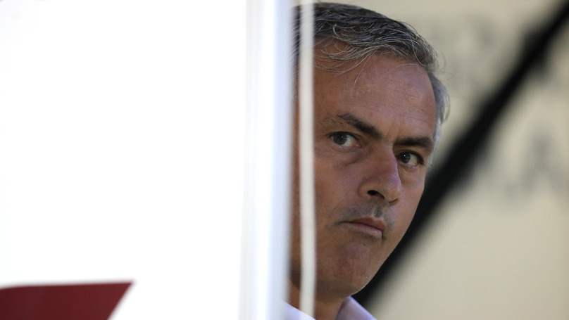 I'm No Man Utd Fan But I'm Into Jose Mourinho Calling Brad Pitt A 'Wanker'