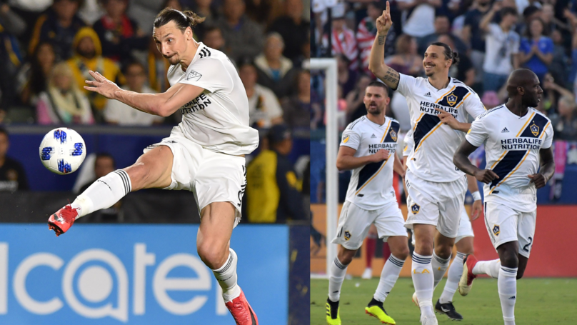 Zlatan Ibrahimović Savagely Buries Toronto After Scoring His Incredible Karate Goal