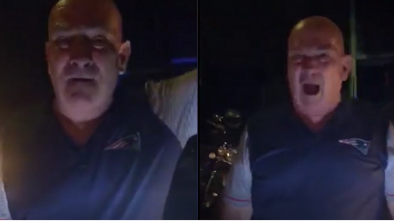 White Man Screams At Black Woman For Parking In 'His Neighbourhood'