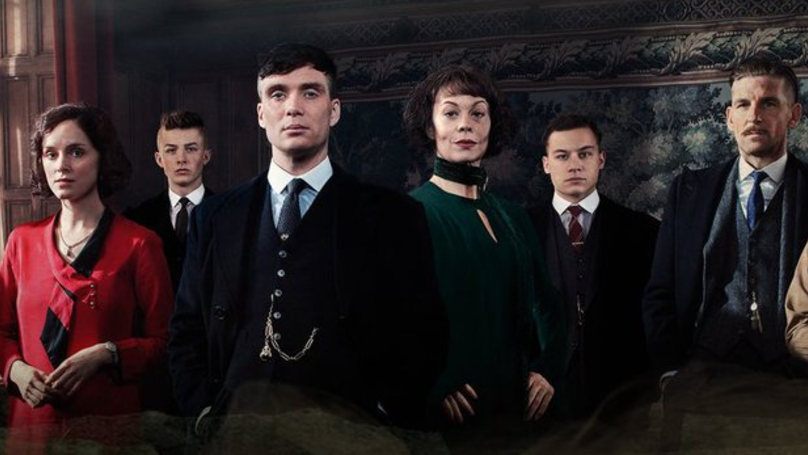 'Peaky Blinders' Season Four Arrives On Netflix In Time For Christmas