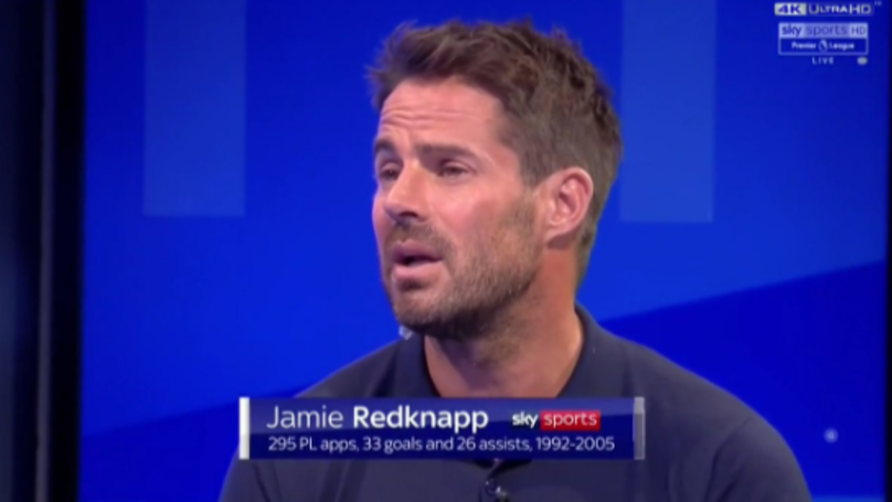 Jamie Redknapp Hails Premier League Defender As The Best In The World, Nobody Agrees