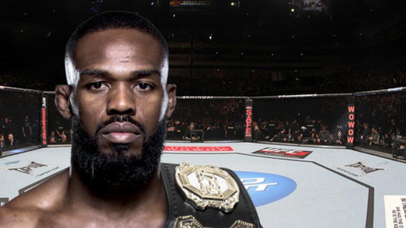 Jon Jones' Next UFC Fight Has Already Been Revealed