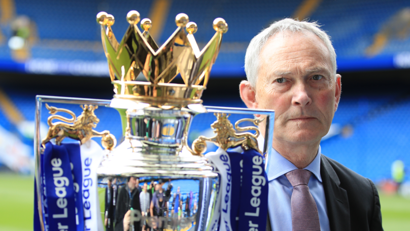 Premier League Clubs All Giving £250k For Richard Scudamore's Leaving Present