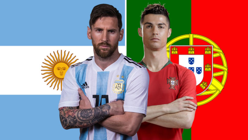 Lionel Messi And Cristiano Ronaldo Are Both Out Out Of The World Cup