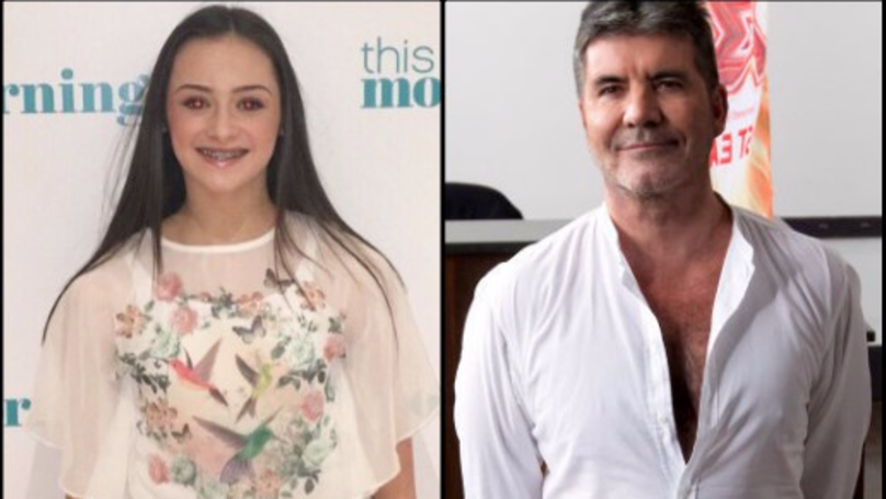 BGT Dancer Says Operation, Paid For By Simon Cowell, Was Successful