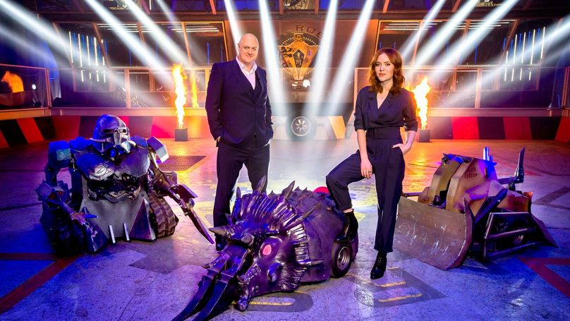 The Date For The New Robot Wars Has Been Announced And It's Soon