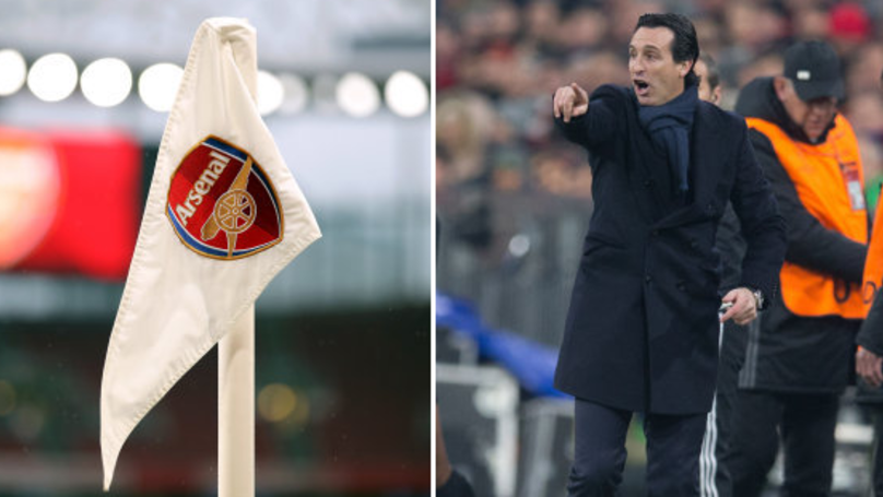 Arsenal Fans Really, Really, Want Unai Emery To Sign One Of His Former Players