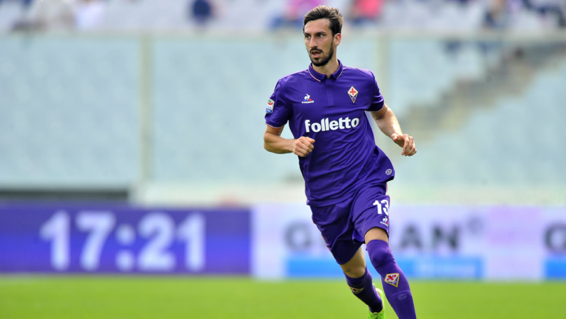 Fiorentina Captain Davide Astori Dies At The Age Of 31