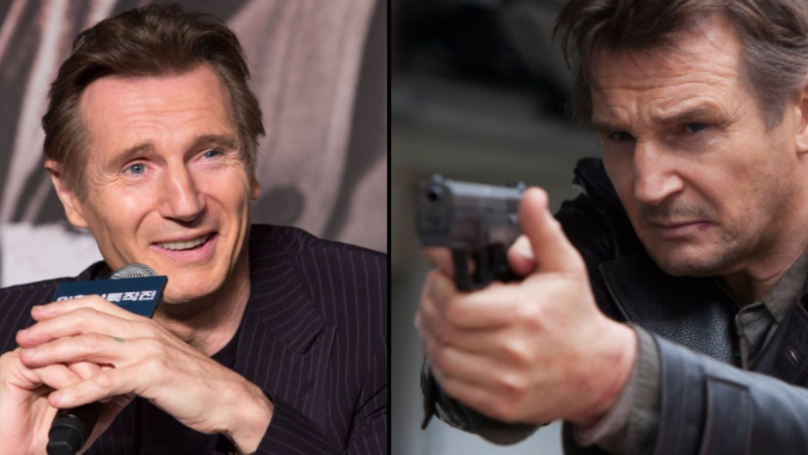 Liam Neeson Turned Down Chance To Become James Bond Because Of His Wife