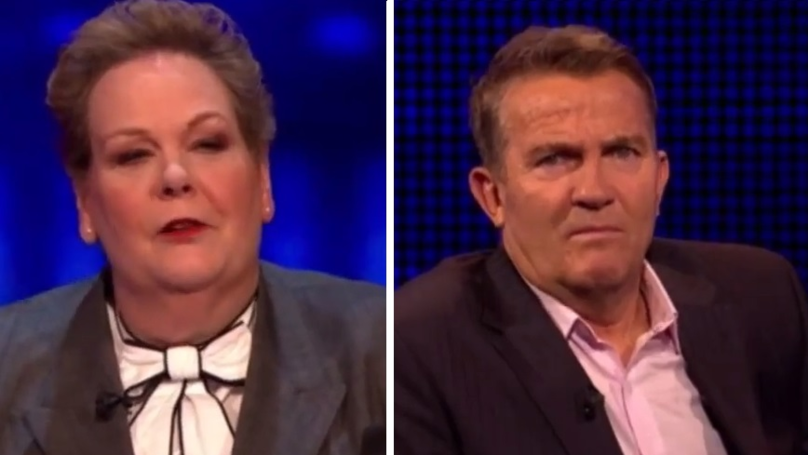 Bradley Walsh Scolds Anne Hegerty For 'Inappropriate Joke' In Front Of Kids