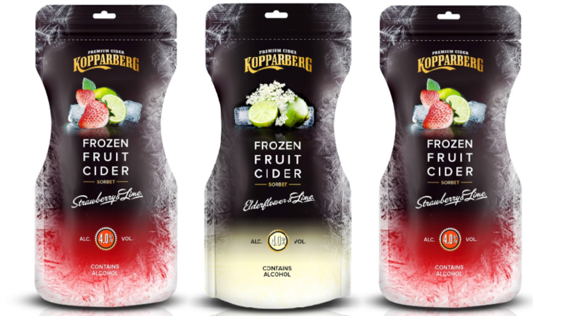 These Frozen Kopparberg Fruit Ciders Are A Cool £1.49 From B&M