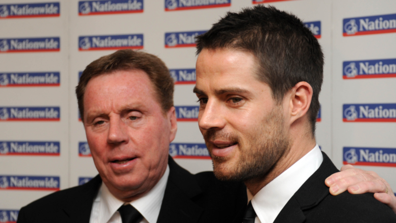 ​Harry Redknapp's Son Jamie Wants Him Booted Out Of 'I'm A Celeb' First