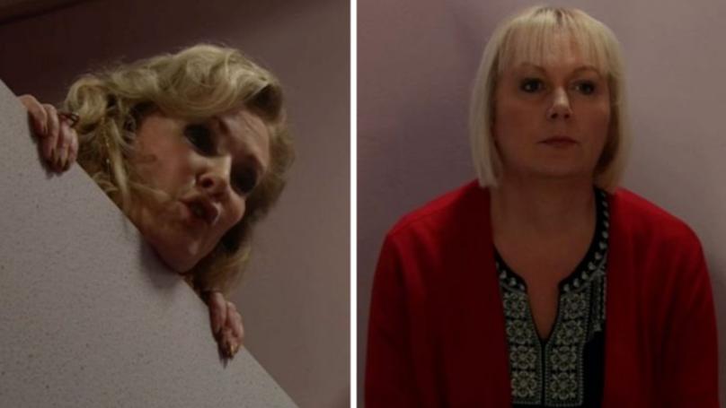 Coronation Street Viewers Baffled To See Eileen Pheelan On The Toilet