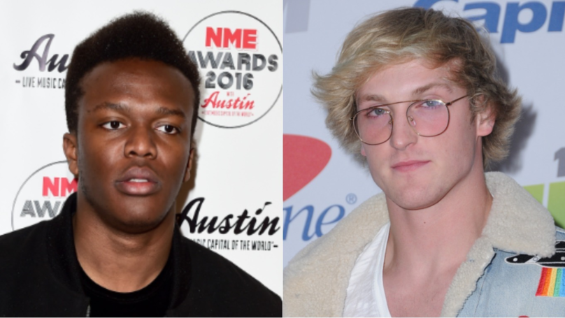 ​KSI Challenges Logan Paul To Fight In Manchester This August