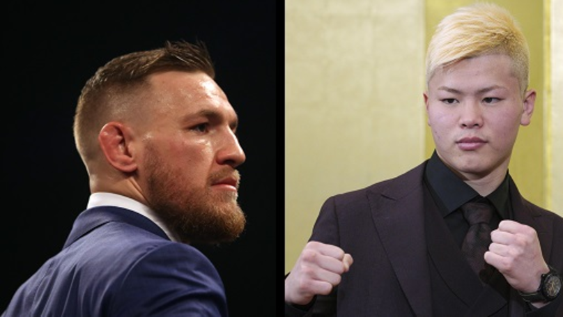 Conor McGregor Just Challenged Tenshin Nasukawa To A Fight On Twitter