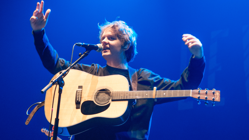 Lewis Capaldi Responds To Noel Gallagher 'Slagging Him Off'