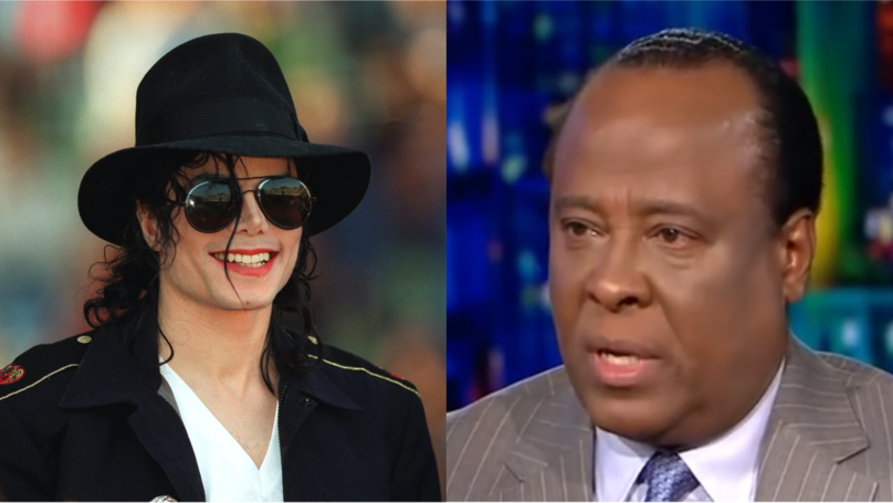 ​Conrad Murray Claims Michael Jackson Was 'Chemically Castrated' By Father