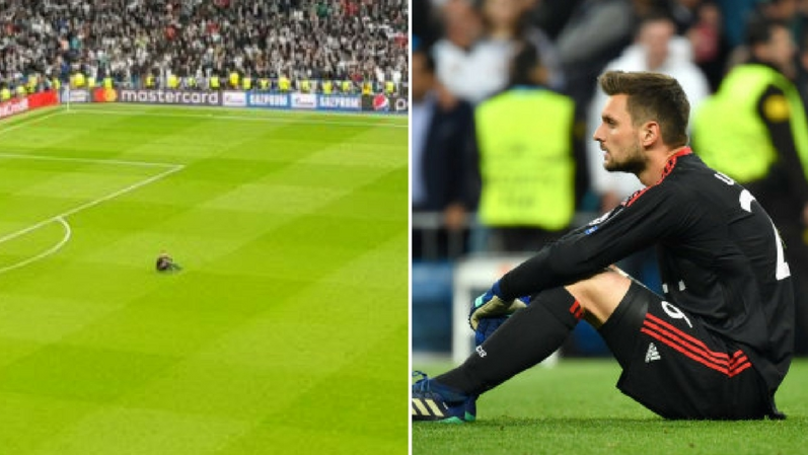 """Sven Ulreich Says """"I'm Sorry"""" To Bayern Fans In Instagram Post"""