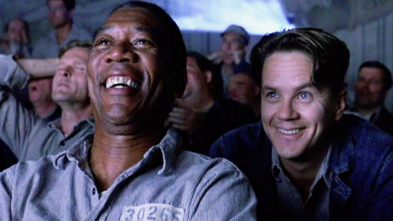 'The Shawshank Redemption' Voted Best Film Of The Past 30 Years