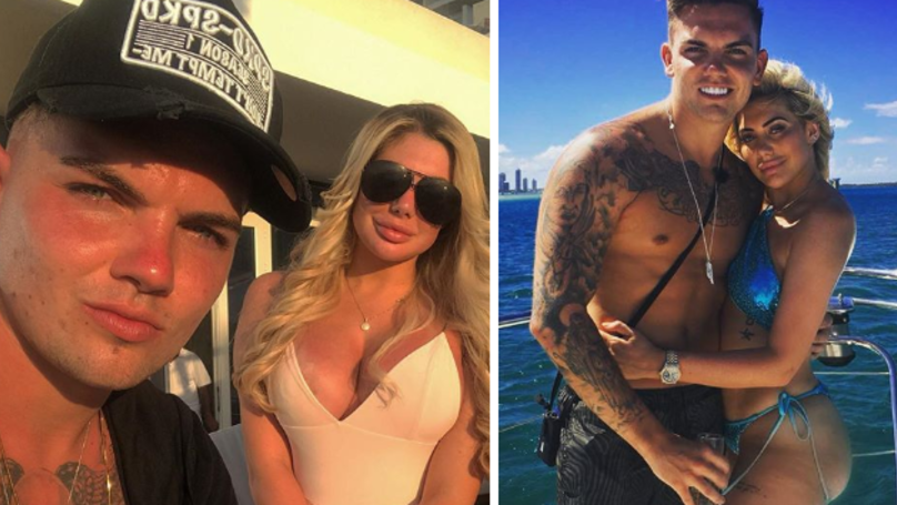 Chloe Ferry And Sam Gowland Accused Of 'Photoshopping' Holiday Photos