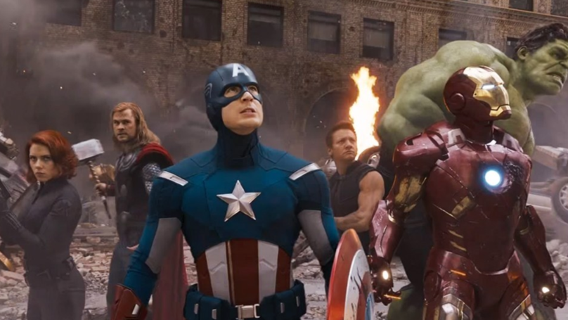 The Full Trailer For 'Avengers: Infinity Wars' Will Arrive Tomorrow