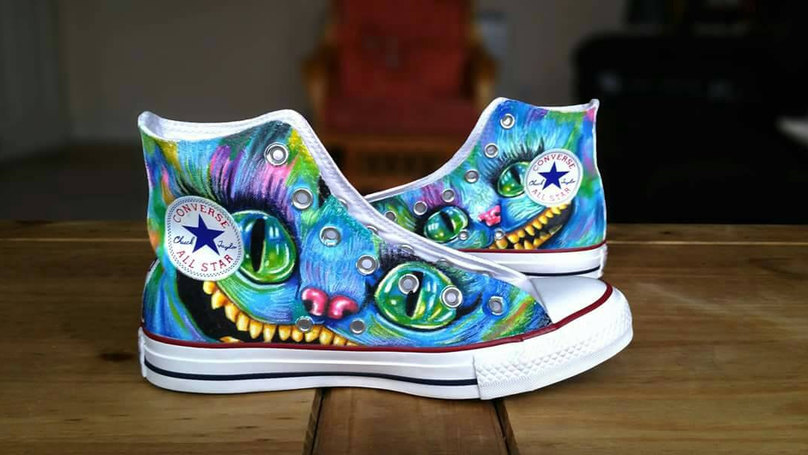 converse unique. these guys make unique personalised converse and they\u0027re amazing - pretty 52 n