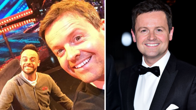 Declan Donnelly Applauds Ant McPartlin After Saturday Night Takeaway Finale