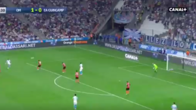 Watch: Dimitri Payet Scores Outrageous Side-Foot Volley For Marseille