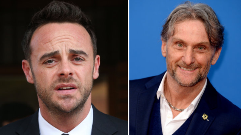 Carl Fogarty Tells Ant McPartlin To 'Man Up' Following Drink-Drive Sentence