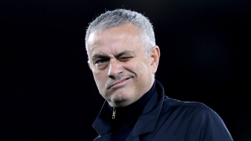 Jose Mourinho Lined Up For First Job Post Manchester United