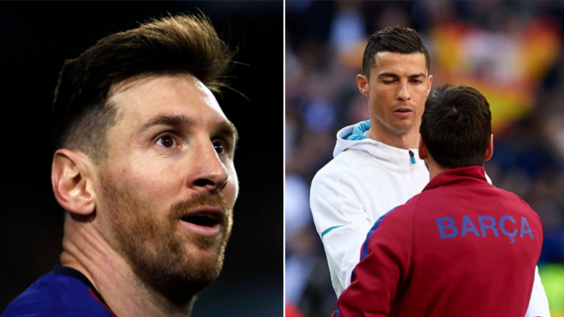 Lionel Messi Admits Him And Cristiano Ronaldo Are The Best Players In The World