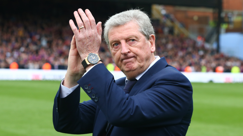 Roy Hodgson Says Crystal Palace Player Is One The Best Players He's Worked With