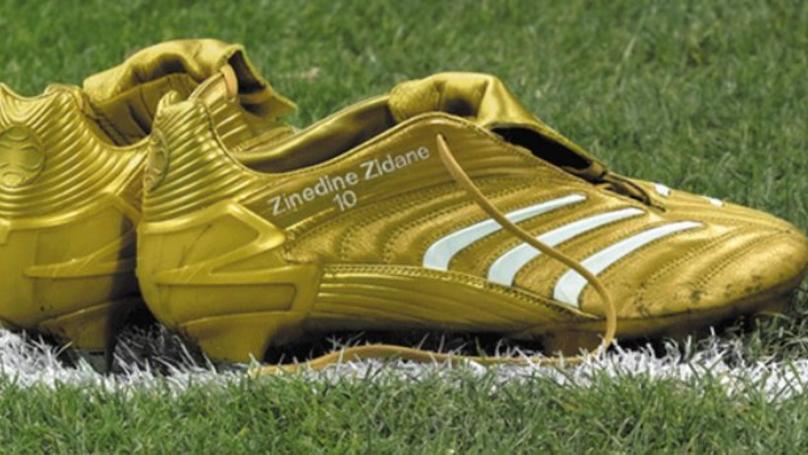 Zinedine Zidane's World Cup Adidas Predator Is Being Remade
