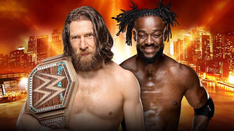 Kofi Kingston Beats Daniel Bryan To Become WWE Champion