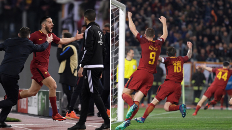 Celebrating Kostas Manolas' Birthday By Remembering His Iconic Goal