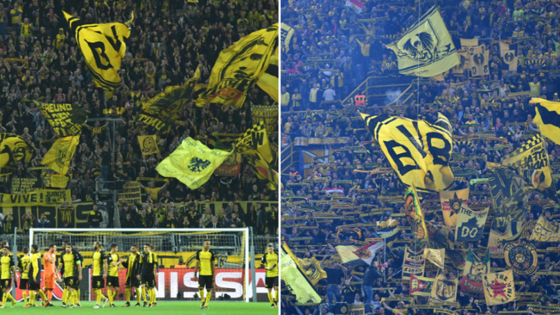 Borussia Dortmund Announce Huge Stadium Expansion... Of Six Seats