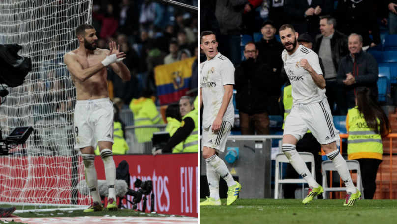 Karim Benzema Breaks La Liga Record By Scoring Against Every Side He's Faced