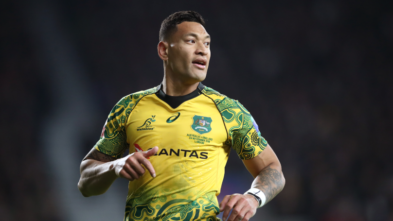 Wallabies Players Are Threatening To Boycott The Team If Israel Folau Is Sacked