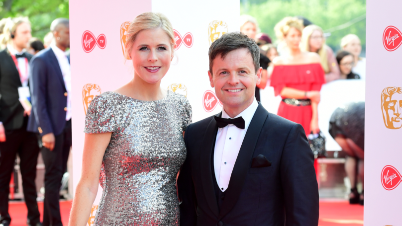 Declan Donnelly And Wife Welcome Baby Girl