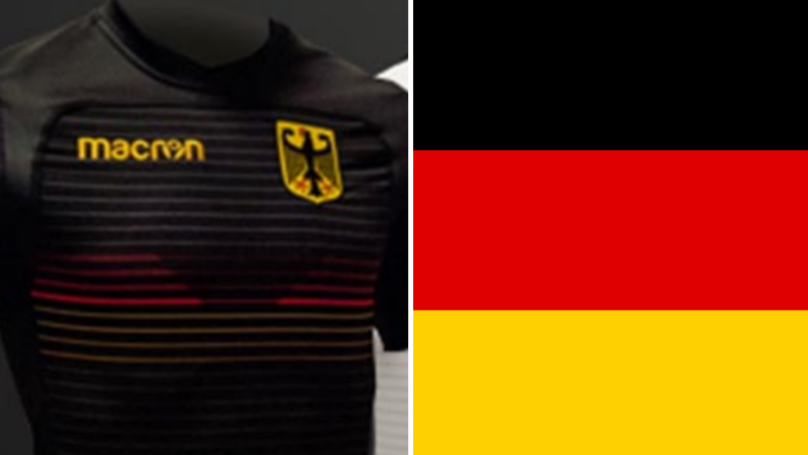 Germany's New Rugby Kit Might Be Even Nicer Than The Football Kit