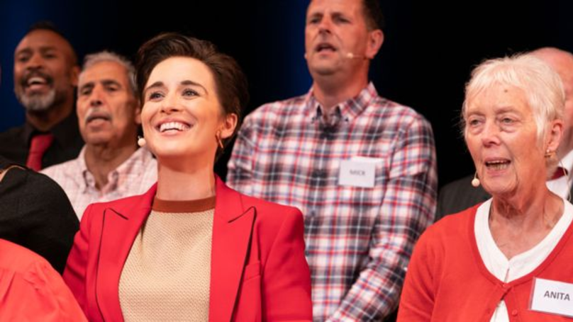 ​Viewers In Tears As Vicky McClure Forms Dementia Choir
