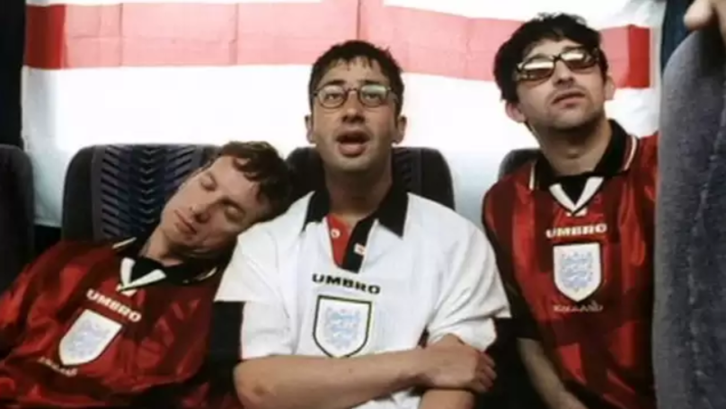 ​'Three Lions' Is Back To Number One Because It's Coming Home
