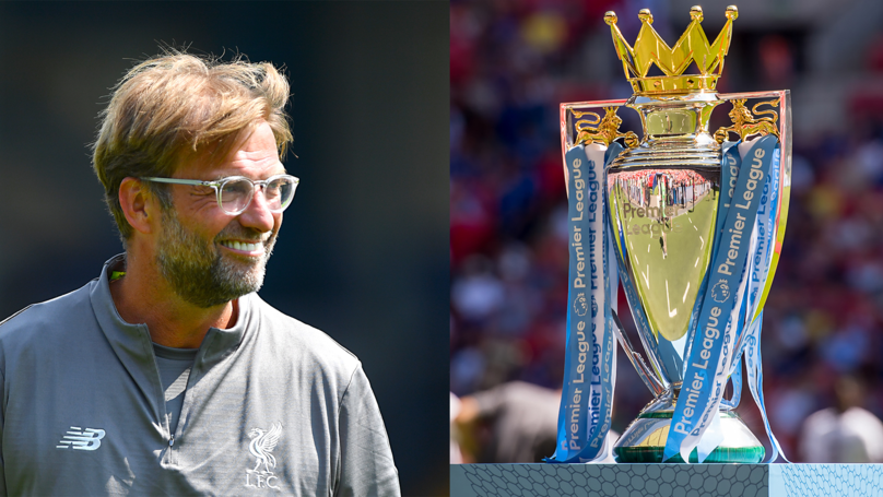 Plucky Punter Slaps £15k On Liverpool To Win The Prem At 4/1