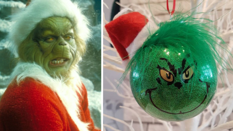 'The Grinch' Baubles Will Steal The Limelight This Christmas