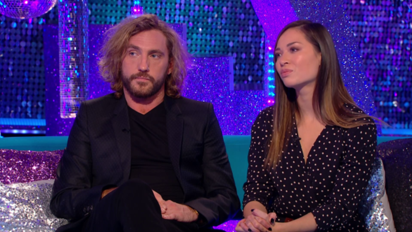 Rebecca Humphries Responds To Seann Walsh's 'Awkward' On-Air Apology